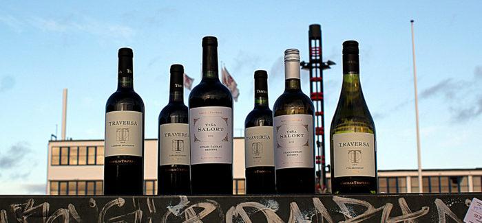 Hvad sagde du!? Vin fra Uruguay? Traversa leverer topvin til ingen penge