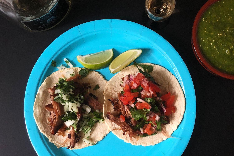 Taco Carnitas
