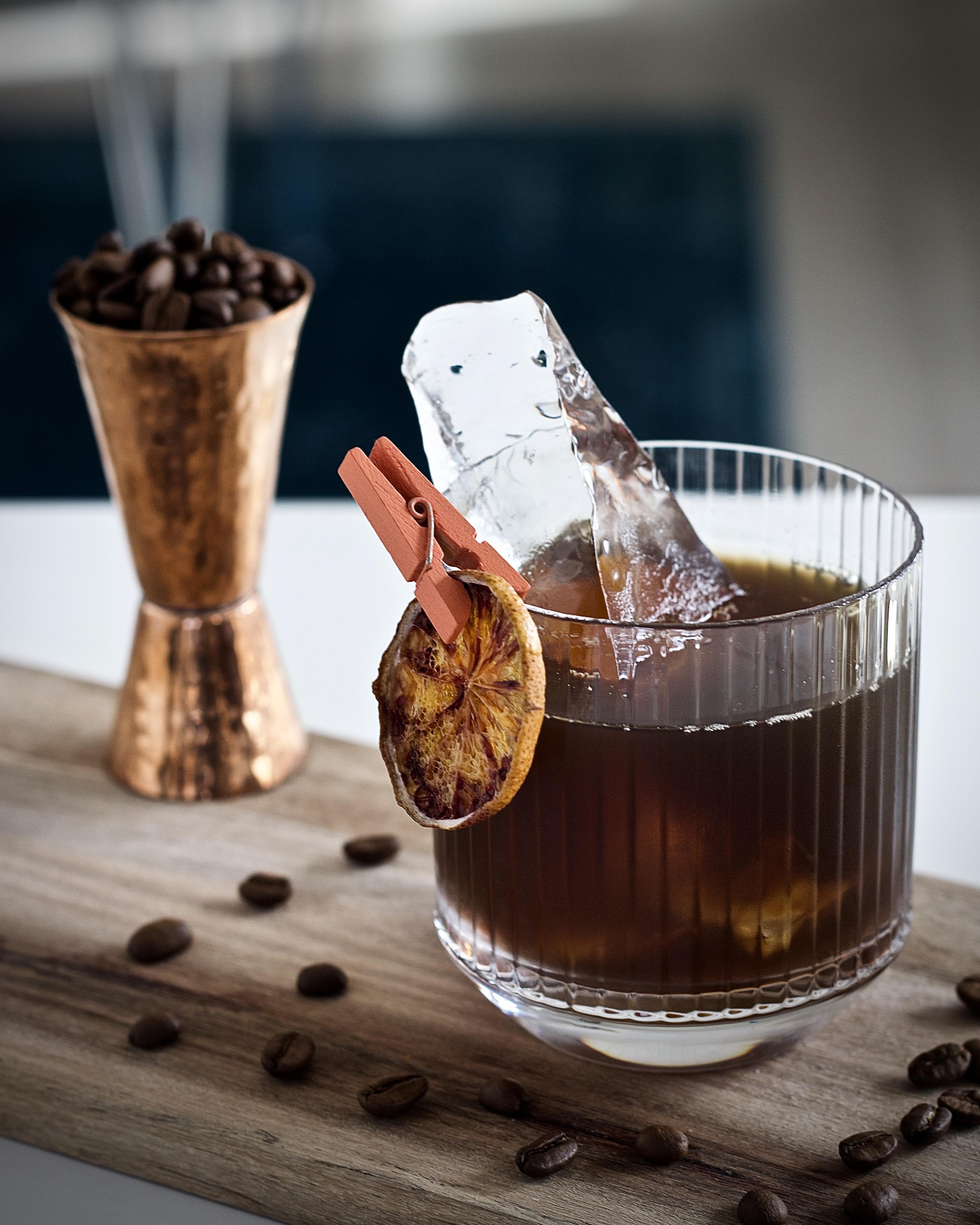 Månedens Cocktail; Kakao & Kaffe Negroni