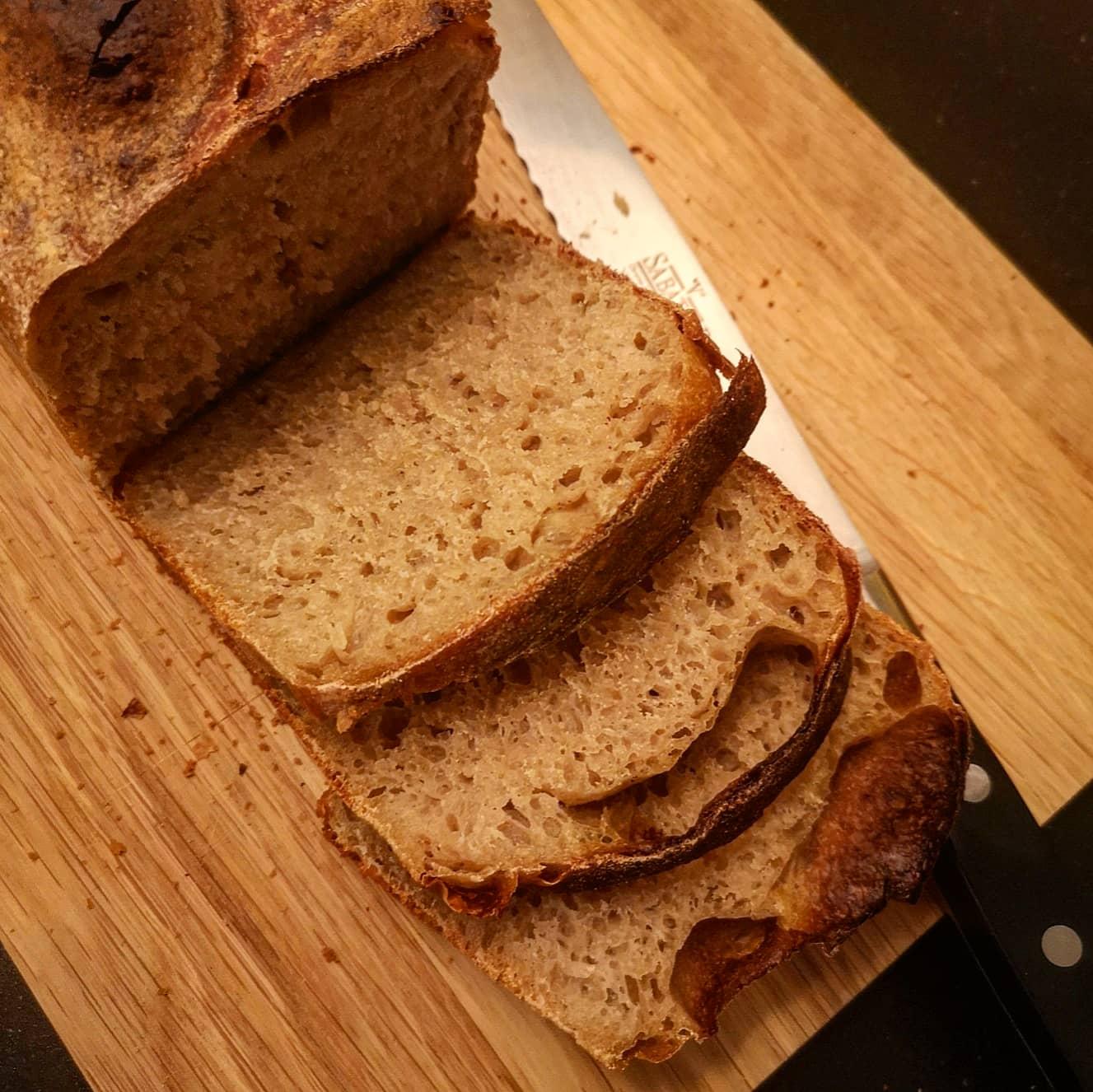 Surdejsskolen: Sandwichbrød med porter